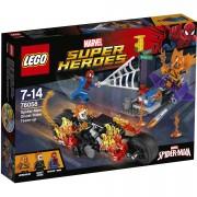 LEGO Superheroes: Spider-Man: Ghost Rider Team-up (76058)