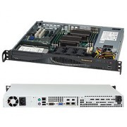 Supermicro Server Chassis CSE-512F-600B
