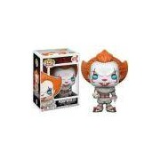 Pennywise (With Boat) - IT Funko Pop Movies