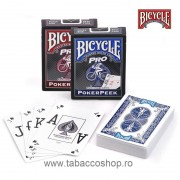 Carti de joc Bicycle Pro Poker Peek
