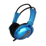 Слушалки Lenovo P723, сини, микрофон, mini jack 3.5mm