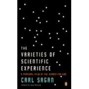 neuveden The Varieties of Scientific Experience - Carl Sagan