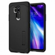 Carcasa Spigen Slim Armor LG G7 ThinQ Black