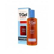 Johnson & Johnson Neutrogena T/gel Shampoo Terapeutico Antiforfora Forte 130ml