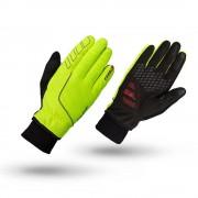 GripGrab Windster Hi-Vis vinter handskar - : Medium (9)