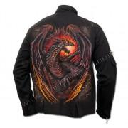 veste pour hommes SPIRAL - Dragon Furnace - LG179751