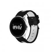 Ceas activity tracker Sovogue SE15W, Bluetooth, Rezistenta la apa (Alb)