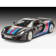 Porsche 918 Spyder (Martini Racing Design)
