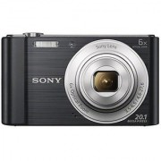 Sony CyberShot DSC-W810 Point Shoot Camera(Black)