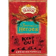 How to Train Your Dragon: A Journal for Heroes, Hardcover