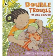 Double Trouble for Anna Hibiscus!, Paperback