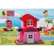 Peacock Smart Blocks Dream House Set