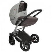 Бебешка комбинирана количка TUTEK INSPIRE IN5 Grey & Graphite, 133358288