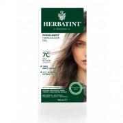 Herbatint 7c hamvas szőke hajfesték 135ml