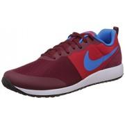 Nike Men's Elite Shinsen Team Red, Photo Blue and White Sneakers -10 UK/India (45 EU)(11 US)