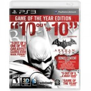 Игра Batman Arkham City Game Of The Year Edition, за Playstation 3