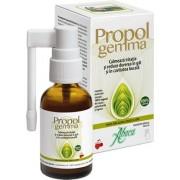 Propolgemma Spray fara alcool pentru gat pentru adulti si copii x 30 ml Aboca