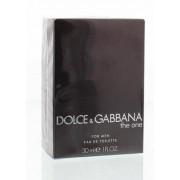 Dolce & Gabbana The one eau de toilette vapo men 30ml