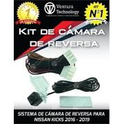 Ventura Technology Cámara De Reversa para Nissan Kicks 2018