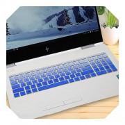 Oversized-khaki 2020 para HP Pavilion Gaming 15-ec 15-ec0002ua 15-ec0075ax ec0005nt ec0019nt 15-ec0020nt 15.6 pulgadas Notebook Teclado Protector-fadeblue-