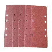 Westfalia Schleifpapier K120, 90 x 187 mm, 5 Stück