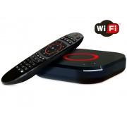 MAG 324 W2 med WiFi 450Mbps -IPTV OTT Box (Original)