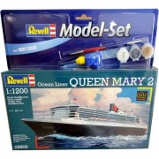 Revell Model Set vapor Queen Mary 2 RV65808