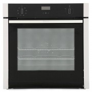Neff N50 B4ACF1AN0B Single Built In Electric Oven - Stainless Steel