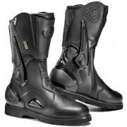 Sidi Armada Gore-Tex Crossover Motorcycle Boots Botas de moto Negro 47