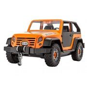 Revell 00803 Juniors Kit, Off-Road Vehicle, Orange), plastic model kit