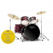 Mapex Tornado Drumset TND5295TZ Dark Red #DR