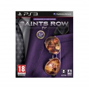 Saints Row Iv Commander In Chief Edition PlayStation 3