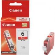 Консуматив (Мастилена касета) Canon BCI-6R, Червен, BS8891A002AA