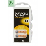 DURACELL 13 ActivAir -20 blistere