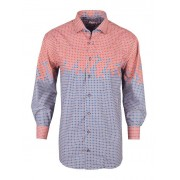 Spazio Kei Long Sleeved Shirt Red 8-1518
