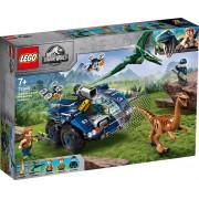 Lego Jurassic World (75940). Evasione di Gallimimus e Pteranodonte