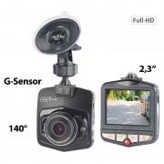 "NavGear Full-HD-Dashcam MDV-2750 mit G-Sensor, 2,3""-Display (5,8 cm)"