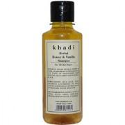 Khadi Herbal Honey Vanilla Shampoo - 210ml