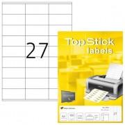39.95 Herma Labels TopStick 70 X 32 mm 100 st.