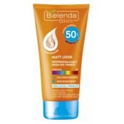 Bielenda BIKINI naptej arcra SPF 50 száraz/ érzékeny bőrre MATT LOOK 50ml
