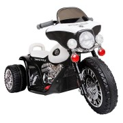 Big Fun Club Policia Kids' Ride-On Motorbike