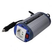 INVERTER 12 V - 150W + USB (HQ-INV150WU-12)