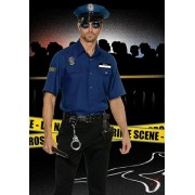 Dreamguy You're Busted Policeman Costume 5150