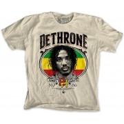 Dethrone Detronisera den jämnaste T-Shirt - kitt PuTTY 3XL