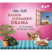 Rita Falk - Kaiserschmarrndrama. Ein Provinzkrimi: Ungekürzte Lesung mit Christian Tramitz (6 CDs) - Preis vom 02.04.2020 04:56:21 h