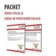 Pachet Codul fiscal și Codul de procedură fiscală