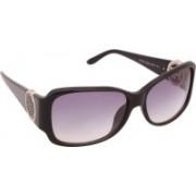 Tommy Hilfiger Over-sized Sunglasses(Violet)