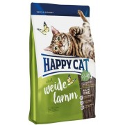 Hrana uscata pisici - Happy Cat Supreme - Adult Weide-Lamm - 4 kg