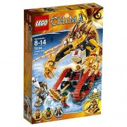 LEGO Chima 70144 Lavals Fire Lion Building Toy