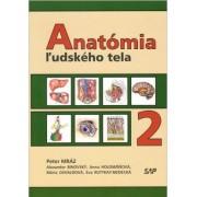 Anatómia ľudského tela 2(Peter Mráz; kolektív autorov)
